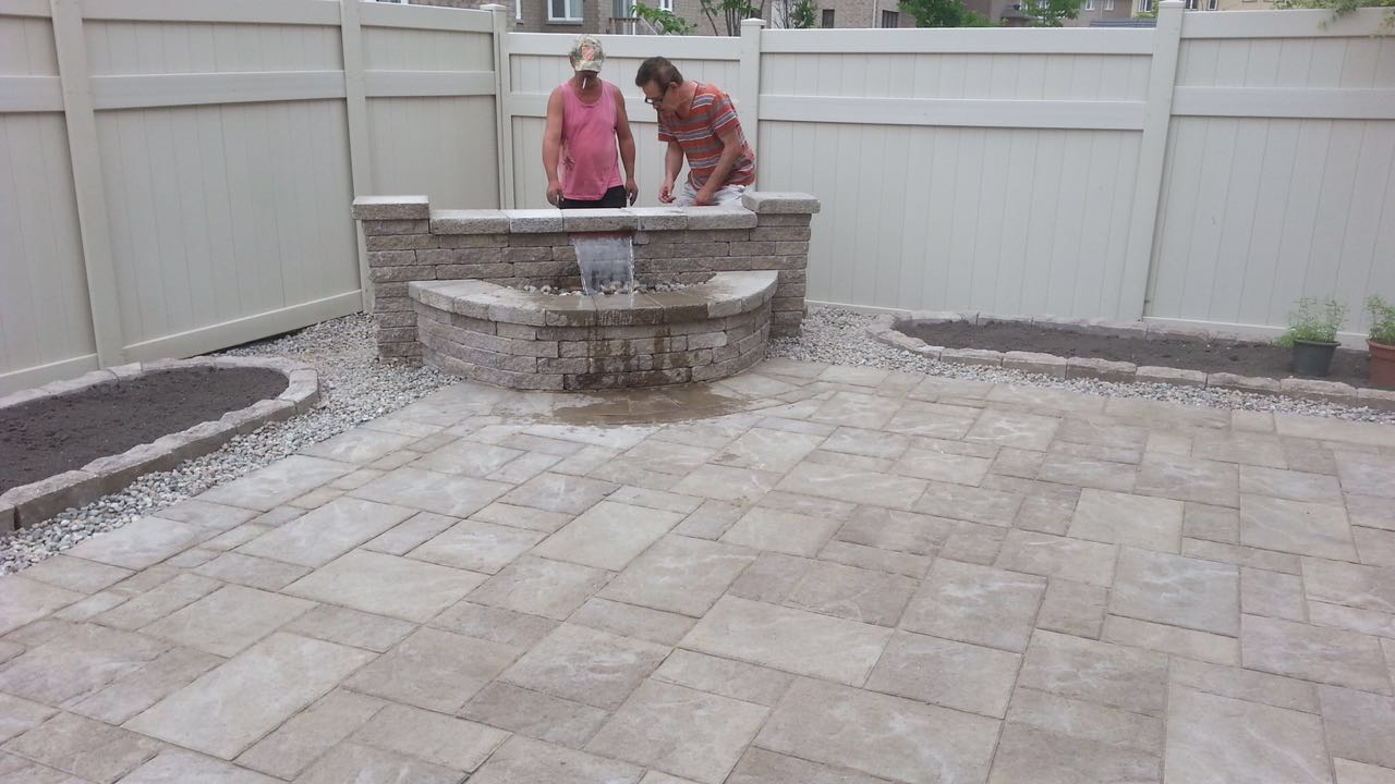 We Are Dedicated To Providing Complete Interlocking And Patio Solutions. We  Design, Build, And Supervise Projects From Conception To Completion.